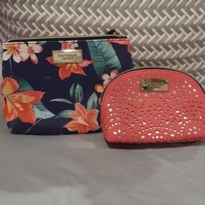 Small VS cosmetic bags